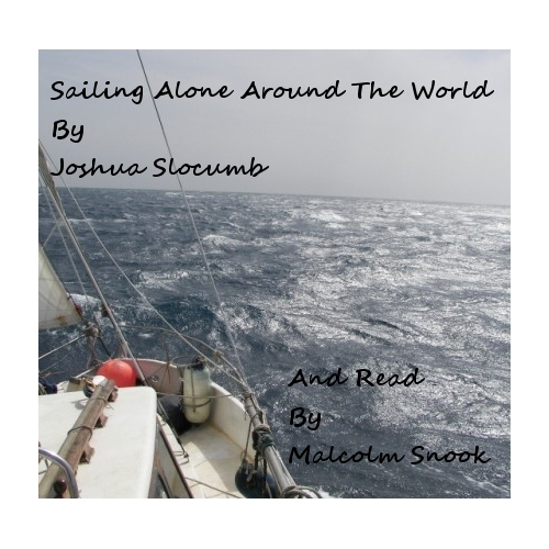 Product picture Sailing Alone Around The World - Audio Book