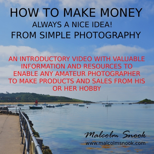 Product picture How To Make Money From Photography Tutorial Intro (Video 1)