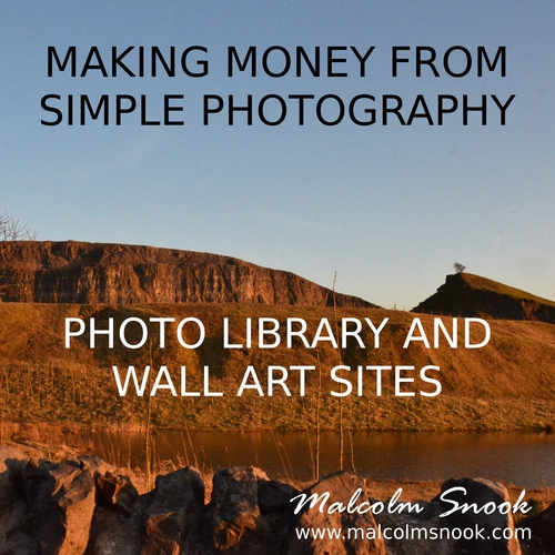 Product picture Making Money From Photos - Photo Library/Wall Art (Video 5)